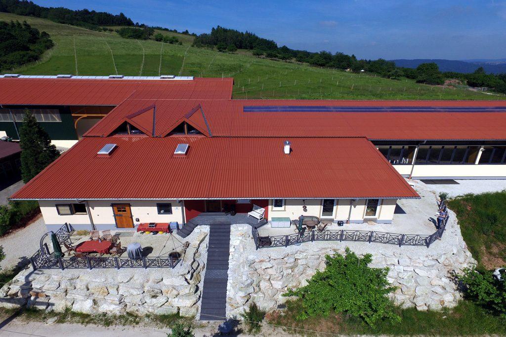 Robinienhof Idar-Oberstein - Außenansicht